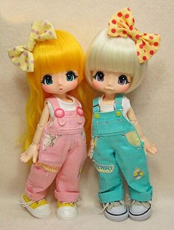 1/6BJD poupée-Kiki oeil libre pour choisir la couleur des yeux