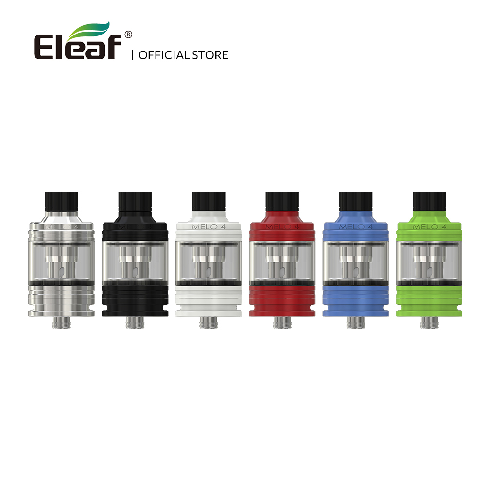 Original Eleaf MELO 4 Zerstäuber 2 ml D22/4,5 ml D25 mit EC2 0.3ohm/EC2 0.5ohm für ikuu i80/ikuu i200 kit Elektronische Zigarette