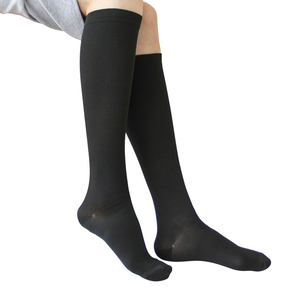 MYTL-1 пара компрессионных носков с защитой от усталости черного цвета для ЕС 38-42