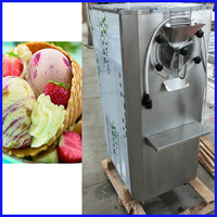 High quality Stainless Steel Electric Hard Ice Cream Maker Machine
