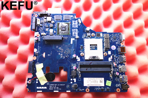 Suitable For Lenovo G500 Motherboard VIWGP/GR LA-9631P REV 1.0 main board With HD8570M GPU viwgp gr la 9631p 90002823 rev 1 0 mainboard fit for lenovo g500 laptop motherboard with video card
