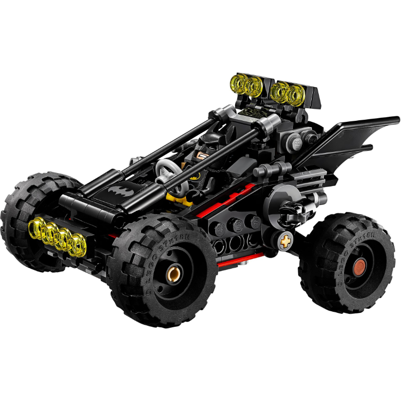 LEPIN Batman The Bat Dune Buggy Building Blocks Bricks Set Movie Model Kids Superman Cla ...
