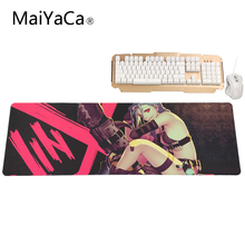 MaiYaCa Soft Rubber LOL League of Legends Gaming Mouse Pad Computer Large XL Mats 700*300*2MM