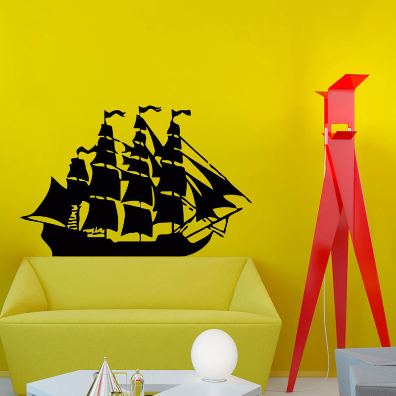 Beautiful Pirate Wall Art Ornament - Art & Wall Decor - hecatalog.info