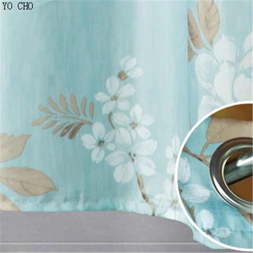 200cm ] Modern PEVA shower curtain Europe cute bath curtain ...