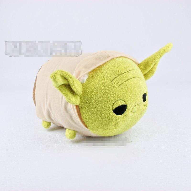 New Original Tsum Tsum Star Wars Yoda Plush Pillow Cushion For Girls