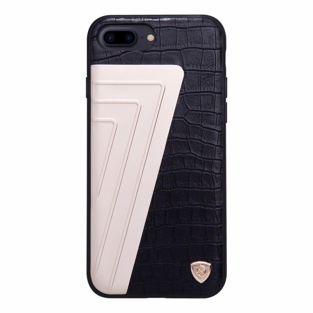 For iphone 7 cases Luxury Phone Leather Cover For iphone 7 Anti Knock Capinha Para Capa 7 plus Cases Funda Coque Accessories