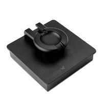 Платформа для изготовления принтера совместимая форма 2 Plateforme pour imprimante 3D алюминиевая платформа