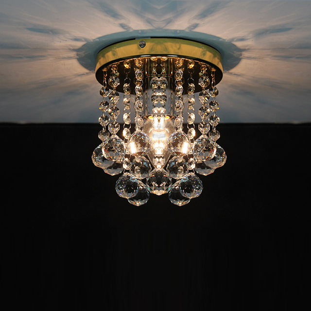 Ceiling lamp crystal led ceiling light round bathroom suspended ceiling lamp crystal led ceiling light round bathroom suspended ceiling lighting cabinet recessed ceiling lights surface mozeypictures Gallery
