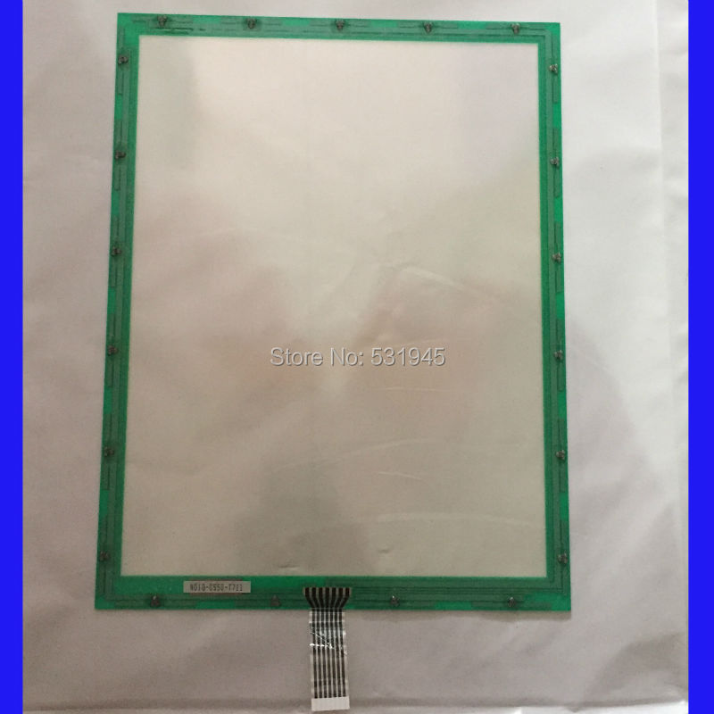 NEW N010-0550-T711 touchscreens touch panel overlay kit Free Shipping on dispaly for industry applications