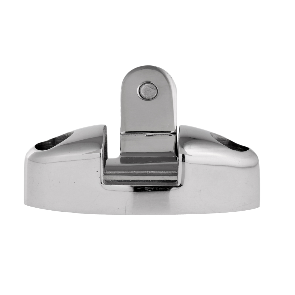 Image 5 - 7 x 2.5 x 4.5cm Durable 316 Stainless Steel Bimini Top Fitting Swivel Deck Hinge with Rubber Pad   Fittings/ Hardware-in Marine Hardware from Automobiles & Motorcycles