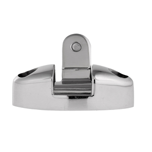 Image 5 - 7 x 2.5 x 4.5cm Durable 316 Stainless Steel Bimini Top Fitting Swivel Deck Hinge with Rubber Pad   Fittings/ Hardware