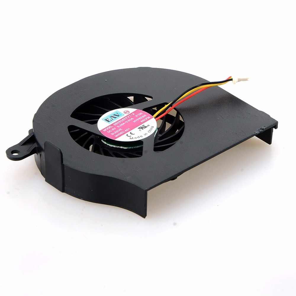 Komponen Komputer CPU Kipas Pendingin untuk HP G72 Compaq CQ72 KSB0505HA-A Seri Pengganti Cooler Fan F0683