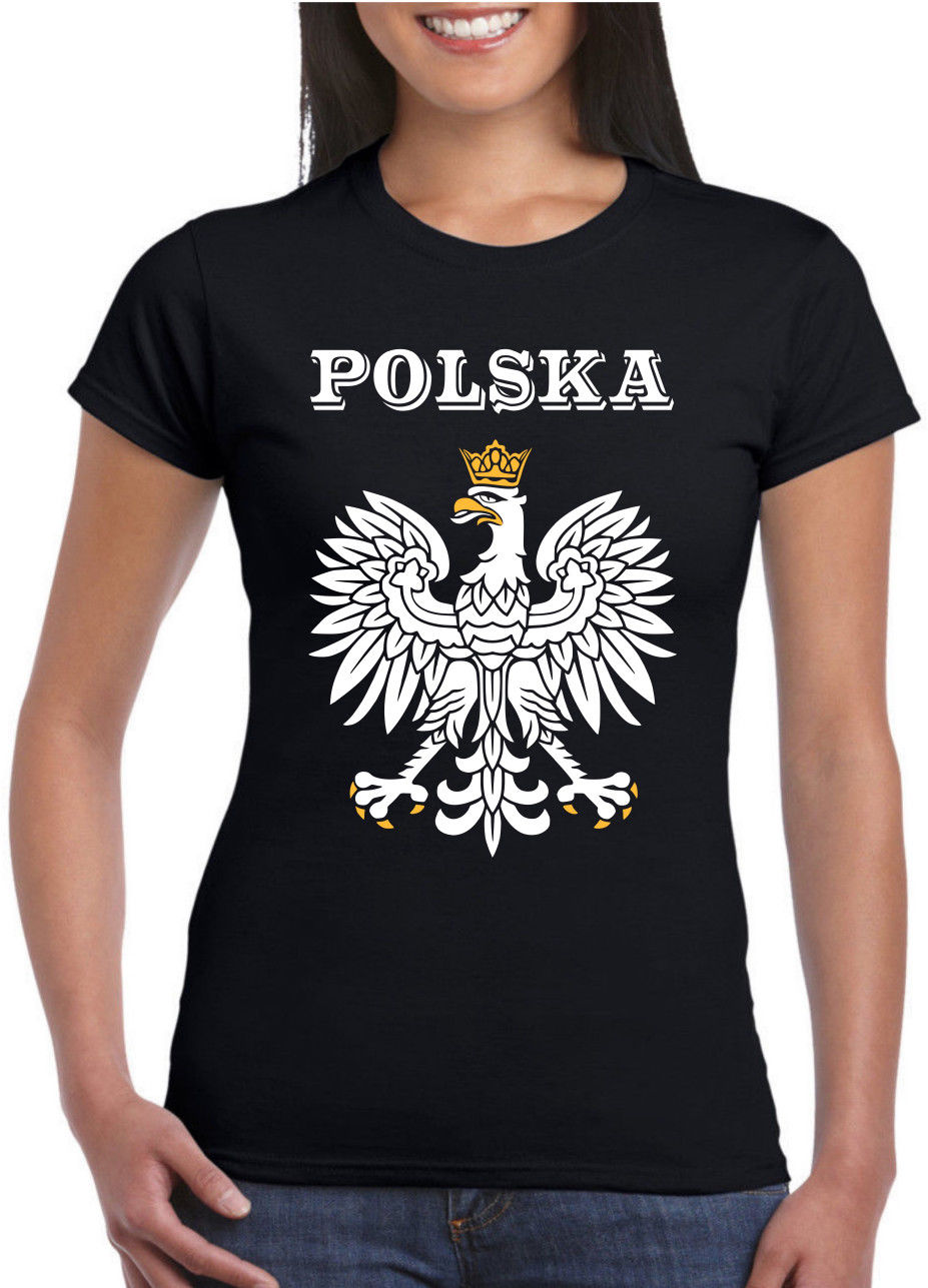 2019 Hot Sale Fashion POLSKA Women