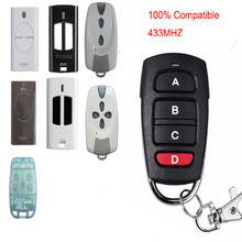 Auto Remote Control Cloning Gate for Garage Door Remote Control Portable Duplicator Key(China)
