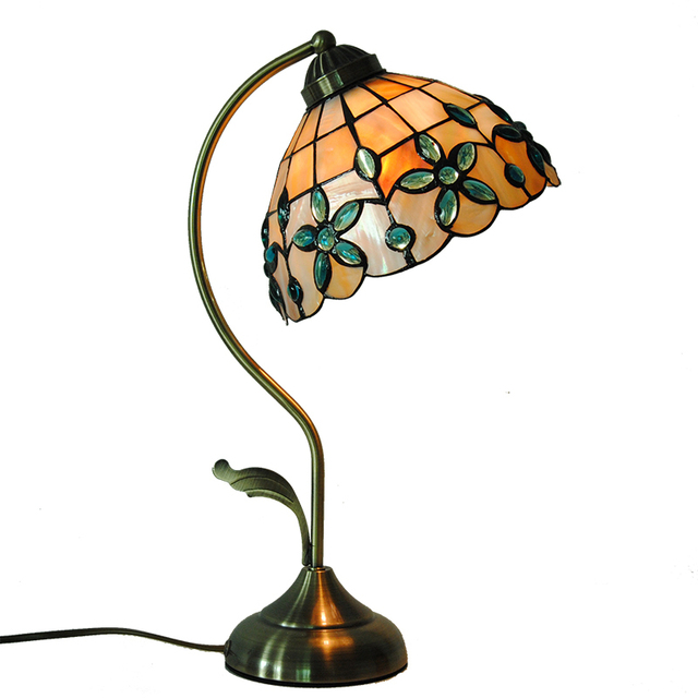 style kig branch ebay base tiffany glass bhp stained table maple lamp tree