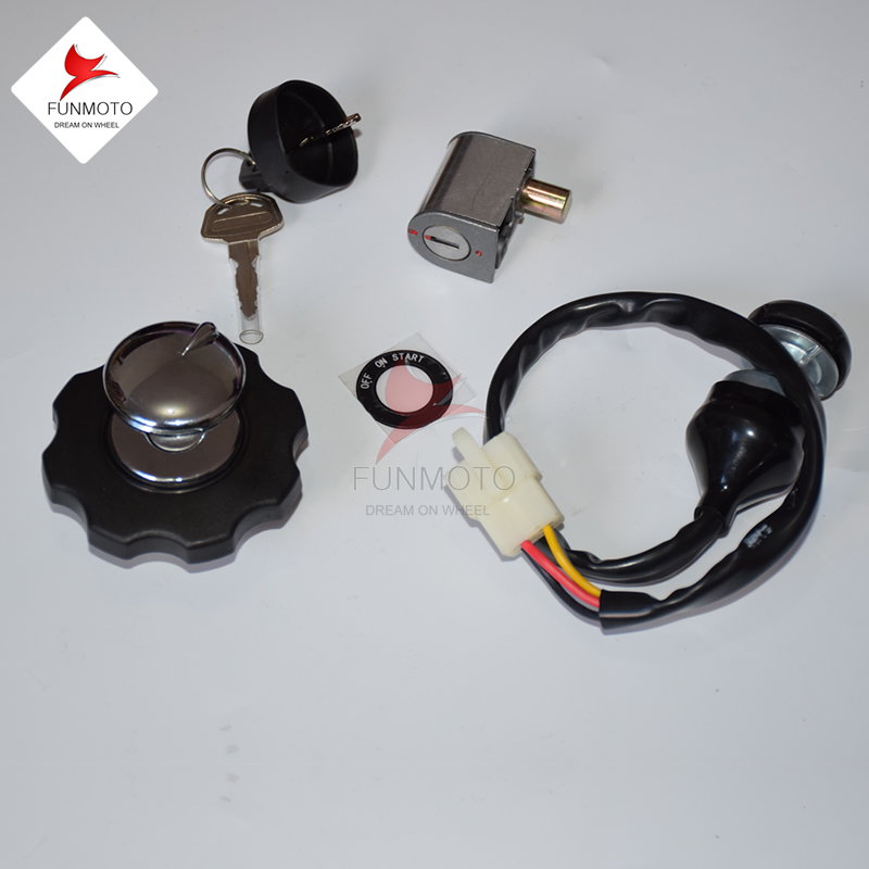 ignition key suit for CFMOTO CF625 3 CFZ6 UTV key set of CFMOTO 625 PARTS NUMBER