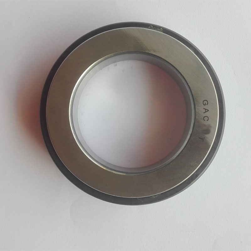 1 pieces Self lubrication angular contact joint bearing GAC40T size: 40X68X19MM