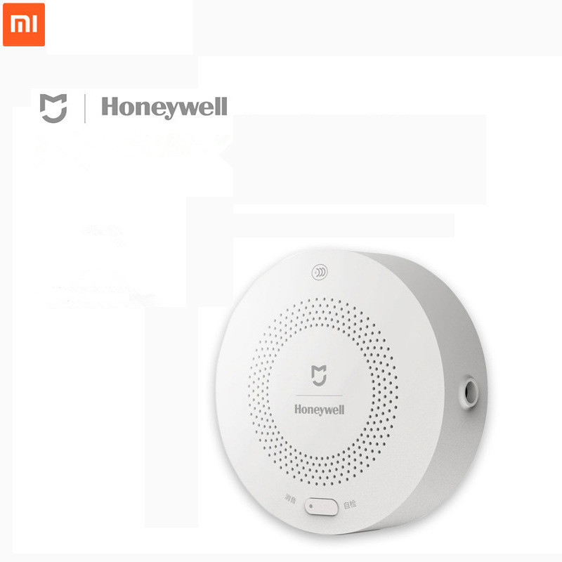 Xiaomi Mijia Honeywell Smart Gas Alarm Detector CH4 Gas Monitoring Ceiling&Wall Mounted Mihome APP Remote Control