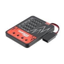 Program Card Electronic Speed Controller Programmer LED For 1/10 RC Crawler Car Traxxas Trx-4 ESC Motor Set