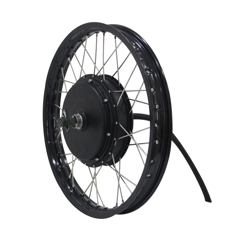 10g Spokes For QS 205 3kW 50h And Moped Motorcycle Rim Which Powered By SIA