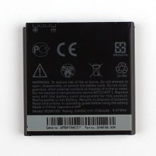 High Capacity Phone Battery For HTC G17 C110E EVO 3D X515m X515d G18 Sensation XE Z715e BG86100 1730mAh стоимость