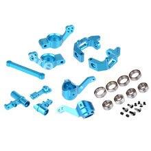 HSP Alloy Upgrade Parts 102010 102011 102012 122040 122057 02013 02014 02015 02025 02074 Ball Bearing Aluminum For 1/10 RC Car