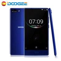 DOOGEE MIX 5.5 inch 6GB+64GB/4GB+64GB Android 7.0 Helio P25 Octa Core 2.5GHz Metal Body Front Fingerprint Sensor Smartphone