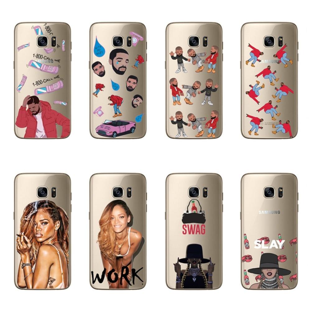 Телефон чехлы для <font><b>samsung</b></font> Galaxy S5 сексуальная модная одежда для девочек Рианна темно-Дизайн Дело Чехлы для <font><b>samsung</b></font> S5 телефона Fundas Coque капа