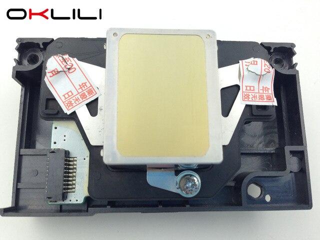 F173050 F173030 F173060 Печатающая Головка Печатающая Головка для Epson 1390 1400 1410 1430 R380 R390 R360 R265 R260 R270 R380 R390 RX580 RX590