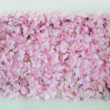 Artificial Wall Flowers Hydrangea Flower Wedding Background Lawn/pillar Road Lead Home Market Decoration