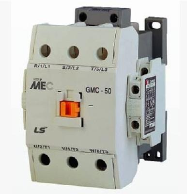 цена на . Korea LS power generation (.) three pole AC contactor GMC-50 original genuine goods