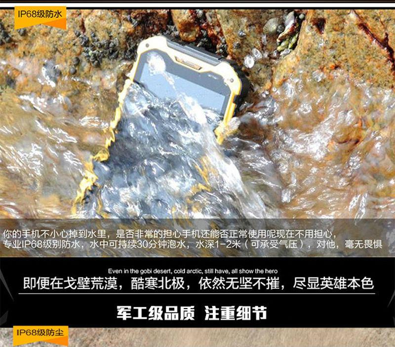 HTB1dy50OpXXXXbrXVXXq6xXFXXXV - Original A8 IP68 A9 V9 Waterproof Shockproof Rugged  Mobile Phone MTK6582 Quad Core WCDMA 1G RAM 8G  Android 4.4 3G OEM ODM NFC