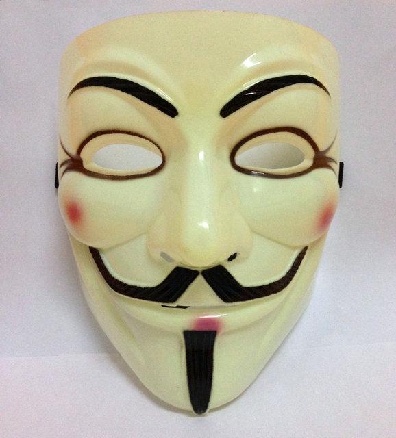 Halloween Masker Maken.Us 8 76 Venetie Venetiaanse Cosplay Party Masker Halloween Scary Horror Killer Masker V Gezicht Voor Vendetta Rekwisieten Maken Masque Venitien