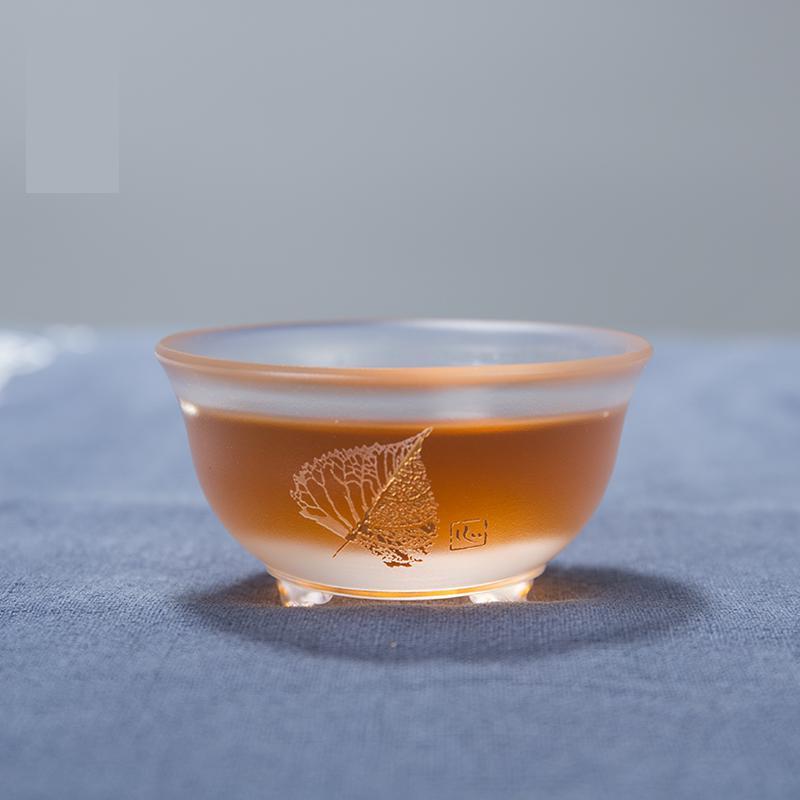 Tee Becher Glas Tee Tasse Einzel Verdicken Master Tassen Chinesischen Stil Master Tassen - 2