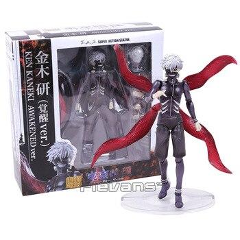 Tokyo Ghoul Ken Kaneki Awakening Ver. PVC Action Figure Collectible Model Toy 16cm