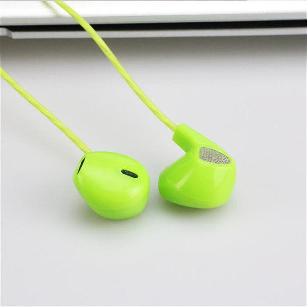 2018073101 xiangli 5 couleurs L Flexion in-ear écouteurs pour la musique et téléphone 116-125