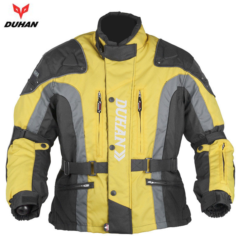 DUHAN Men's MX/Off-Road/Dirt Bike Motorcycle Racing Patrol Jacket Motocross Riding Windproof Jaqueta Clothing with Cotton Liner graded chinese reader 2000 words selected abridged chinese contemporary short stories w mp3 bilingual book