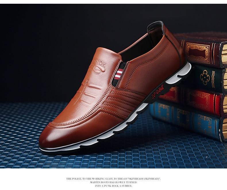 Branded Loafer Shoes for Men - MiraShop