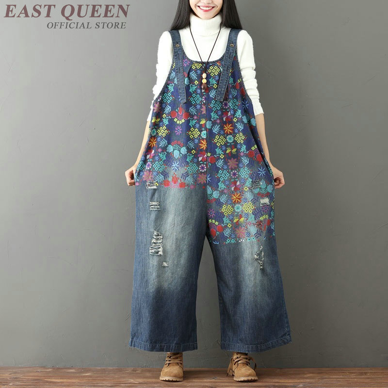 Femme 2018 Les Jeans 1 Mode Denim De Salopette D'hiver Dd1211 Femelle Pour Femmes Combinaisons nWIIXwqCa