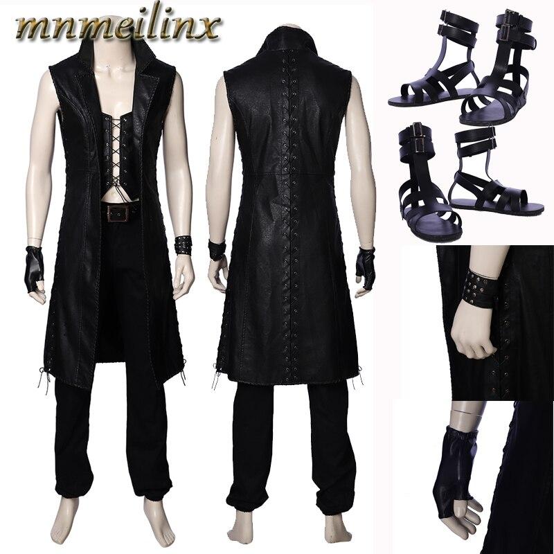 Devil May Cry V DMC 5 Lady Mary Cosplay Costume Women Full ...