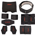 11pcs/set Tourmaline Self-heating Waist Belt Kneepad Neck Wrist Ankle Support Shoulder Pad Magnetic Therapy Body Braces YD018