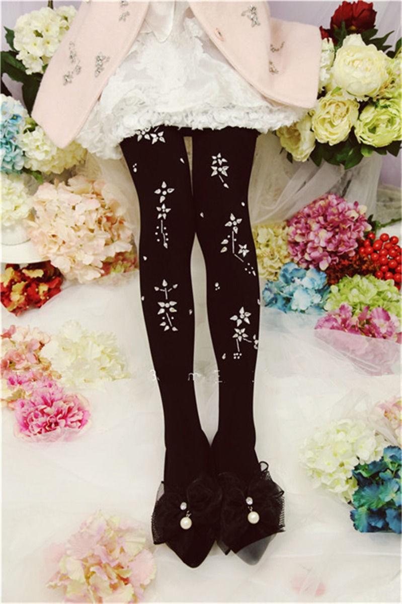 Crystal Pantyhose