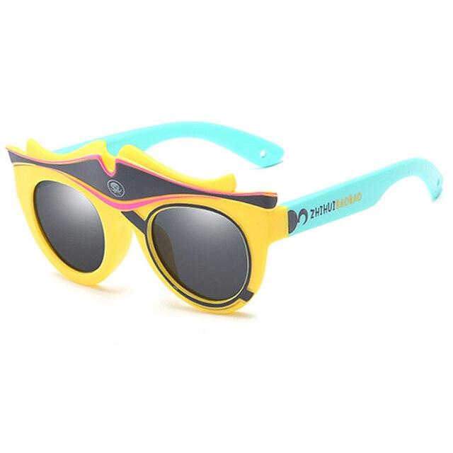 Silicone Frame Sunglasses  3