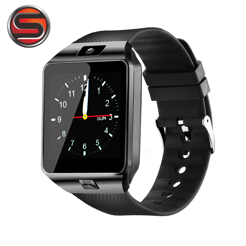 DZ09 Bluetooth SmartWatch Smart watch with Camera TF/SIM Card Slot for Android and IPhone Smartphones G36 Than good Y1 V8 умные часы smart watch y1