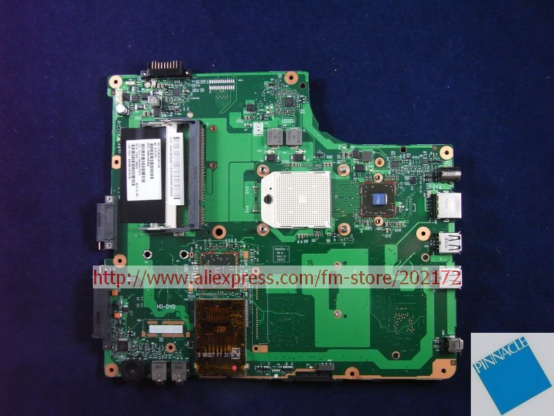 V000108960 MOTHERBOARD FOR TOSHIBA Satellite A200 A215 6050A2127101 motherboard for toshiba satellite a210 a215 v000108790 6050a2127101 100% tested good 90 day warranty