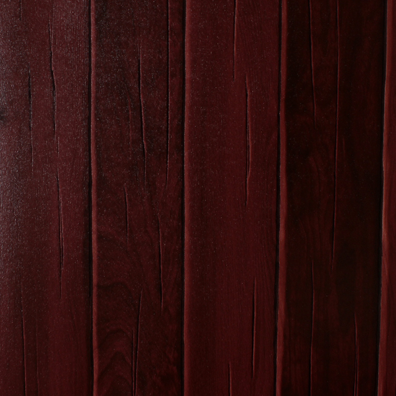 3d Waterproof Vintage Wallpaper Wood Grain Vinyl Board Contact Paper