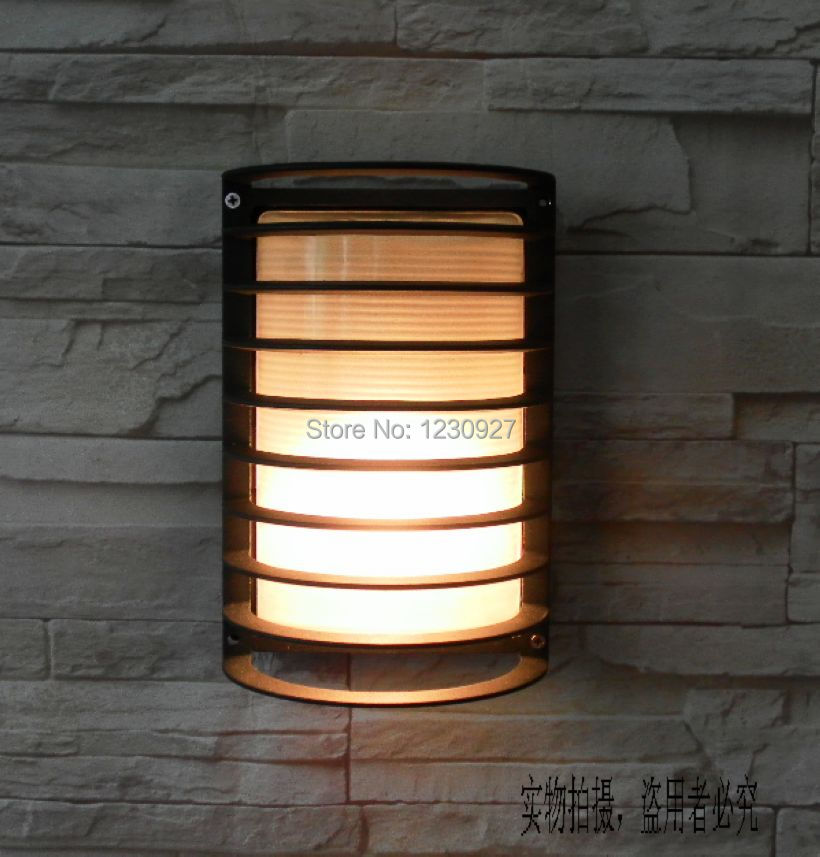 Waterproof Outdoor Lamp Balcony Lamp Fashion Modern