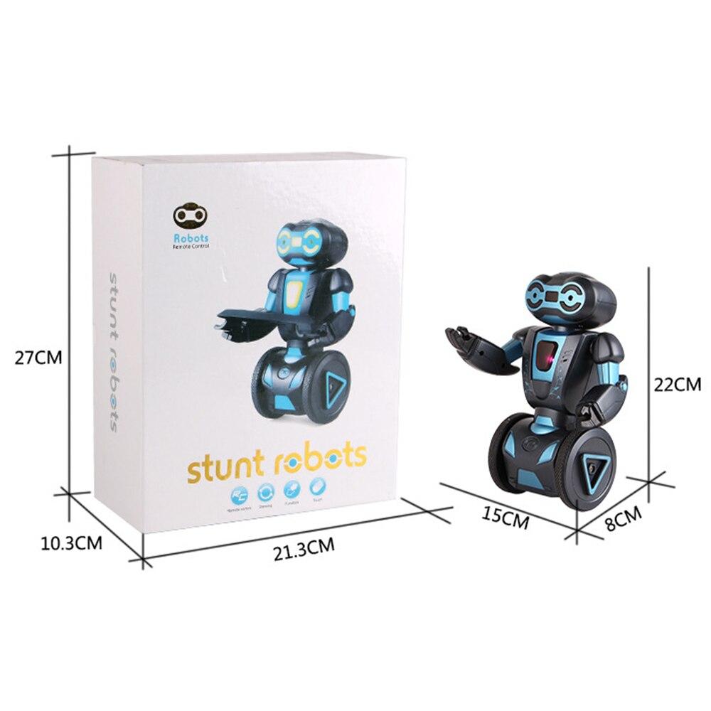 Commande vocale Rc Robot Jouets Pour Enfants 5 D'exploitation Modes Télécommande Intelligente Humanoide Robotique Présent Jouets Électroniques - 2