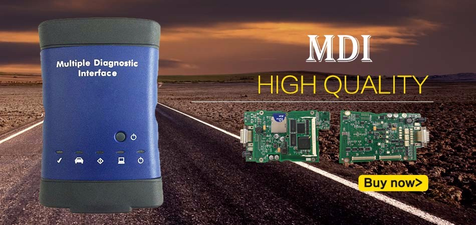 MDI Auto Scanner MDI WIFI Multiple Interface Mdi Opel Obd2 obd 2 Scanner Without Software Car Diagnostic-Tool